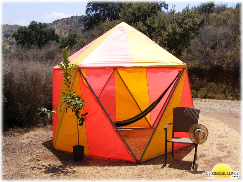 3m geodesic dome
