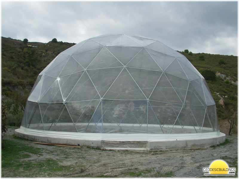 Pvc Amp Canvas Covers For Geodesic Domes Design